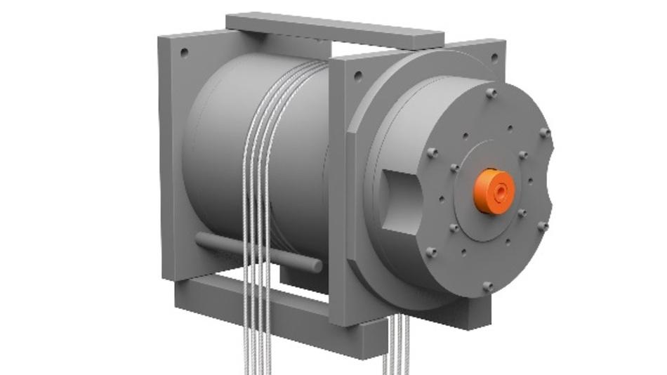 Besonders geeignet sind die Drehgeber für die Verwendung in Direktantrieben in Aufzuganlagen.