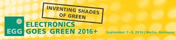 Das Motte der Fachtagung lautet in diesem Jahr: Inventing shades of green.