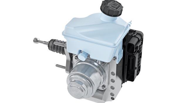 Das elektrohydralische Bremssystem MK C1 aus dem Hause Continental.