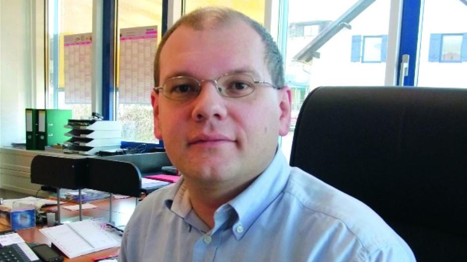 Thomas Rechlin ist Senior FAE bei Recom Engineering in Gmunden, Österreich.