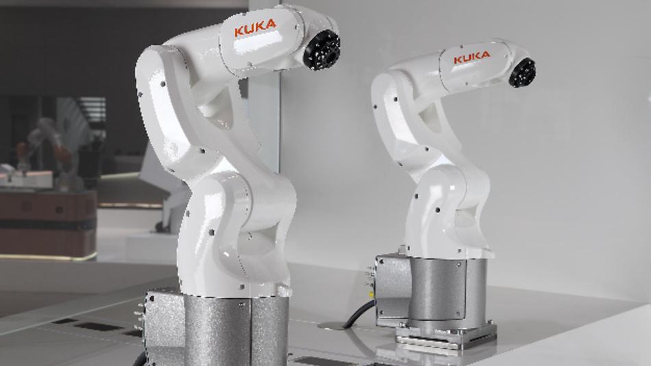 Der KR3 Agilus ist zum Symbol für Kukas Streben auf den chinesischen Markt für Elektronikfertigung geworden - das Eintrittstor für Kuka könnte Midea sein.