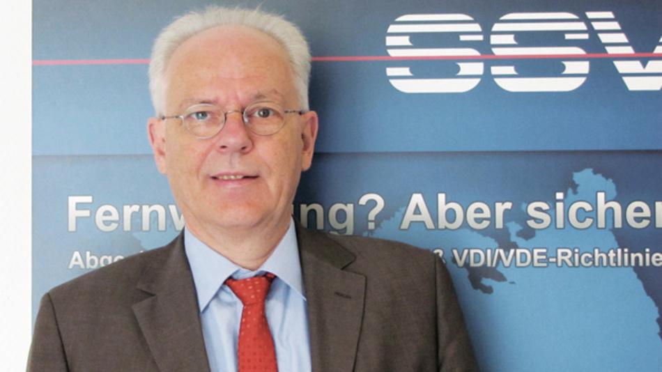 Klaus-Dieter Walter, SSV Software Systems »Professional Maker sind durch andere Projekt- und Entwicklungsansätze gekennzeichnet.«
