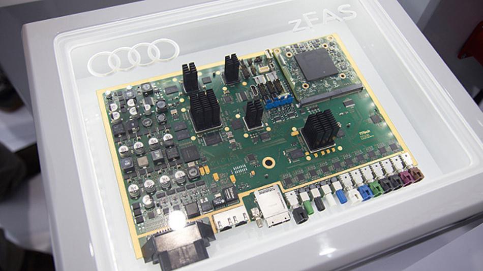 Bild 1. Das zFAS hat aktuell etwa die Größe eines Tablet-PC.