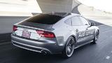 Als Erprobungsfahrzeug für das zFAS diente u.a. ein Audi A7 piloted driving concept.