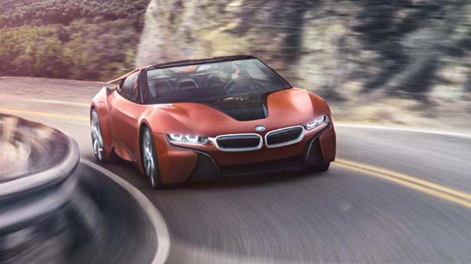 Auf dem Weg zum autonomen Fahren kooperiert BMW mit Intel und Mobileye.