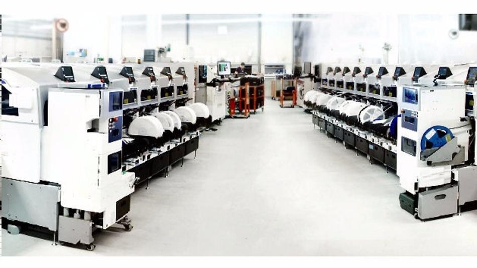 Die Smart Electronic Factory im Hause Limtronik