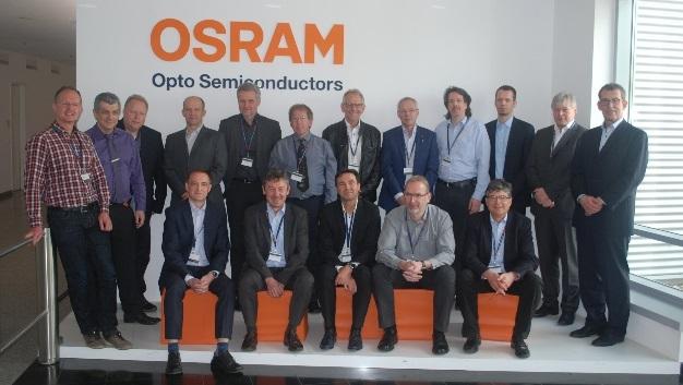 Die 15. Fachtagung der Fachgruppe Test Equipment und -verfahren fand bei Osram Opto Semiconductors in Regensburg statt.