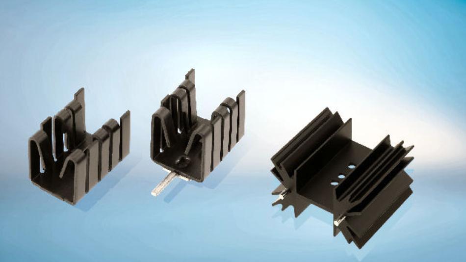 CTX führt mehrere hundert Modelle an Leiterplattenkühlkörpern im Programm