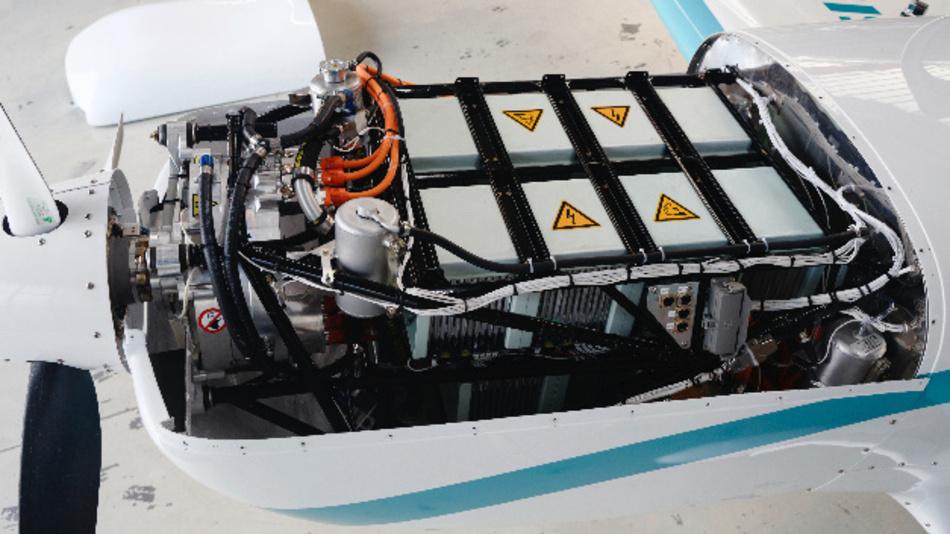 Dank eines separaten Rohrgitterrahmens können die einzelnen Komponenten wie Motor, Umrichter oder Batterien einfach und flexibel verbaut werden.