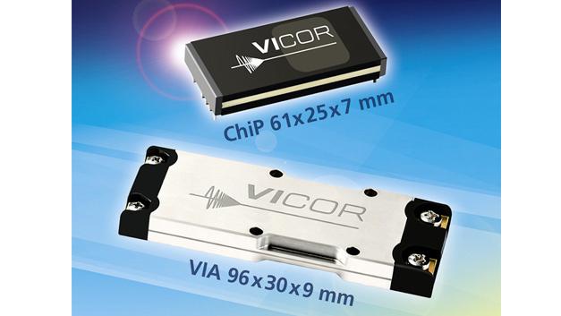 NBM (Nichtisolierende Buskonverter-Module) von Vicor