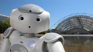 1_Roboter in der Leipziger Messe