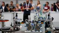 3_RoboCup Industrial auf dem Robocup 2016