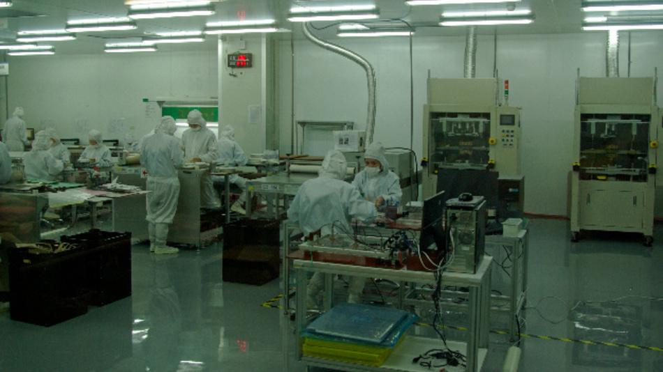 Viele Schritte der Produktion bei Printec in Taipeh, Taiwan finden in mehreren Reinräumen mit moderner Ausstattung statt. So gibt es zum Beispiel die Möglichkeit der optischen Lithographie,…
