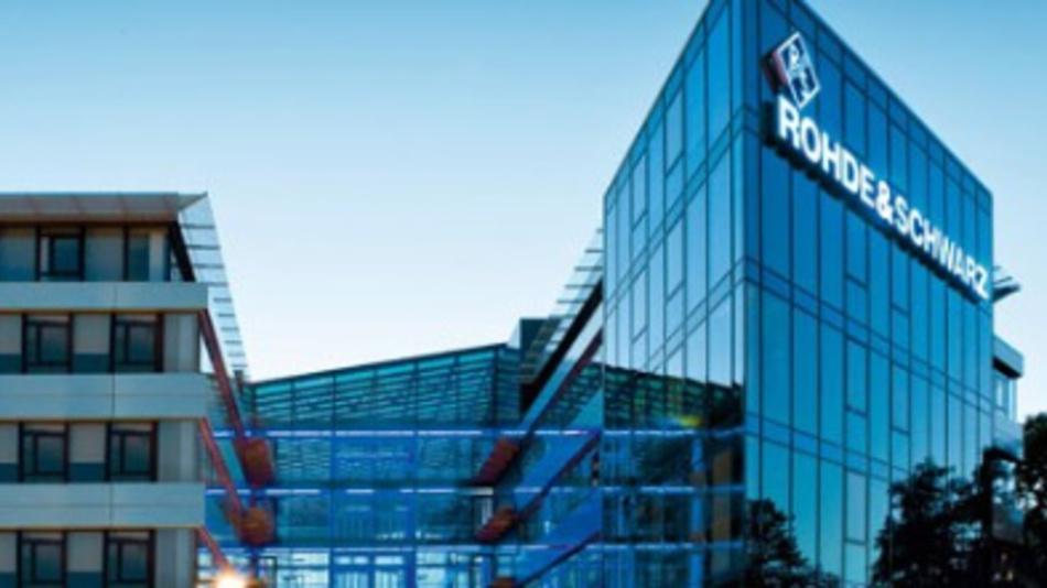 Rohde & Schwarz-Hauptsitz in München