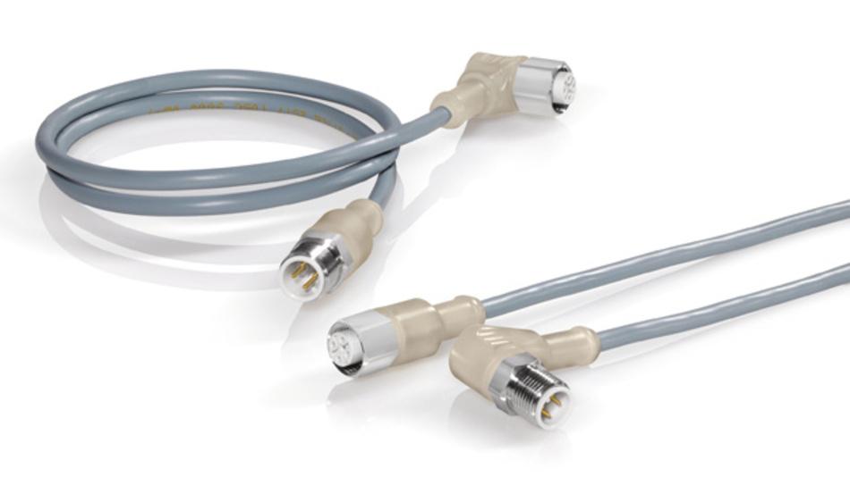 In der Lebensmittelindustrie werden erhöhte Anforderungen in Bezug auf die Hygiene an Maschinen und Anlagen gestellt, ebenso an die eingesetzten Steckverbinder.