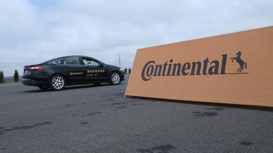 Continental hat in China ein neues Testcenter eröffnet, das die Integration von fortschrittlichen Technologien und Know-how, um das Angebot an Produkten Lösungen für den chinesischen Markt zu  erweitern.