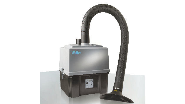 """Weller """"Zero-Smog"""" Absaugsystem"""