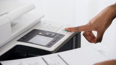 Fax Drucker Scanner