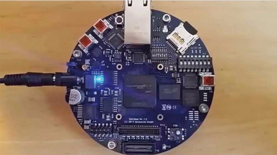 Bild 3: Das EBV-Referenzdesign SoCrates