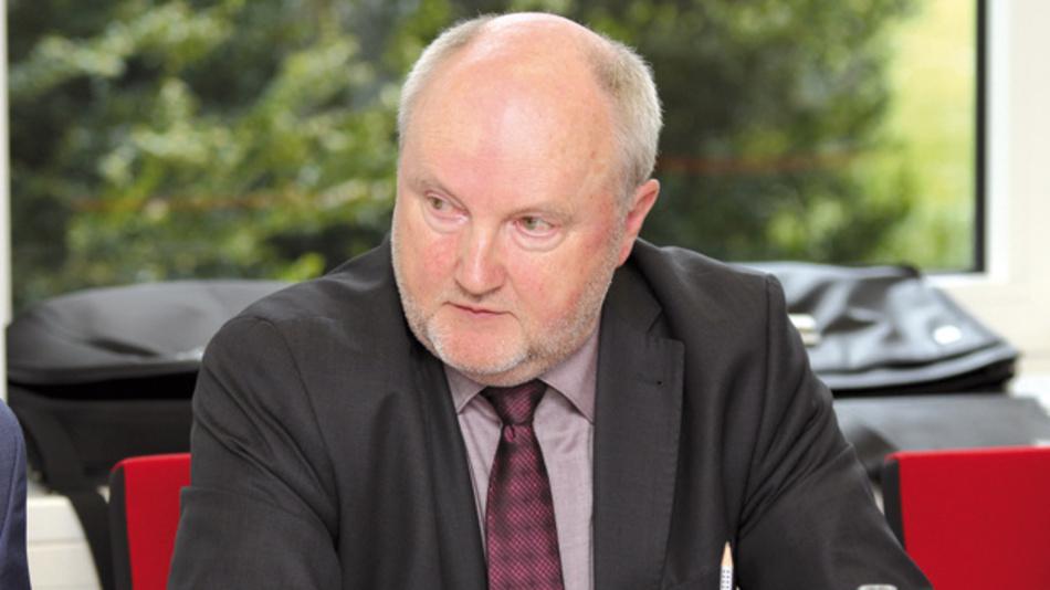 Dieter Tappmeyer, MEV »Wir sind zwei Mal massiv von Übernahmen betroffen gewesen.«