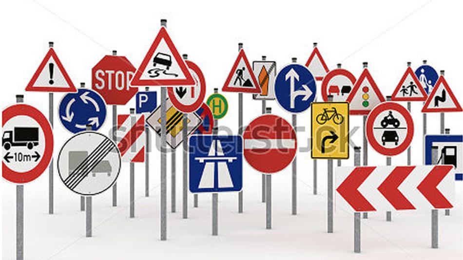 Erkennung von Verkehrszeichen