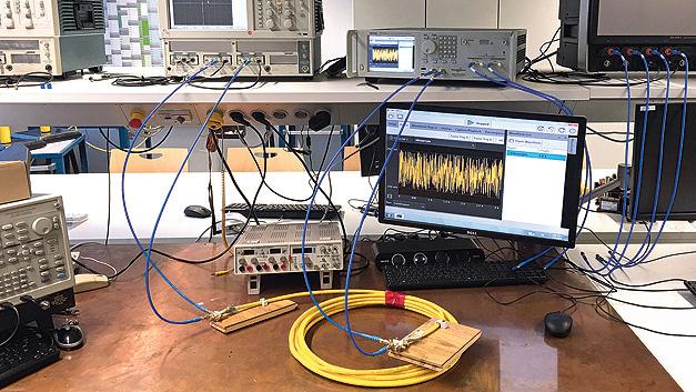 Der theoretische und praktische Nachweis einer Übertragung von 100 Gbit/s über symmetrische Kupferkabel mit mindestens 30 m Länge bedeutet einen großen Technologiesprung.