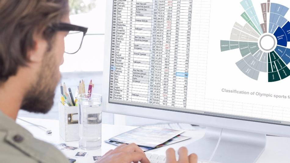 Eye-Tracking am PC. Beim Eye-Tracking-System wird die Augenpartie mit infrarotem Licht ausgeleuchtet, und ein Kamerasensor nimmt ein Bild auf. Aus den Bilddaten wird die Position der Pupillen ermittelt und die Blickrichtung des Nutzers berechnet.