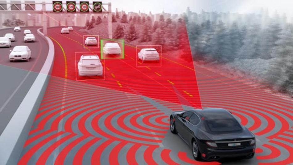 Der Autobahnassistent mit Multi-Lane-Funktion ermöglicht Autobahnfahrten ohne manuelle Eingriffe oder Fußbetätigung zwischen 0 und 130 km/h einschließlich automatisierter Spurwechsel.