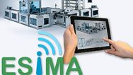Esima, Festo, Messdaten, Tablet