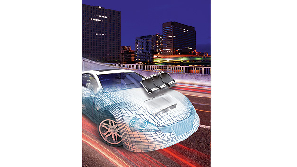 Die Halbleitermodule helfen Anforderungen  in der Elektromobilität zu erweitern.