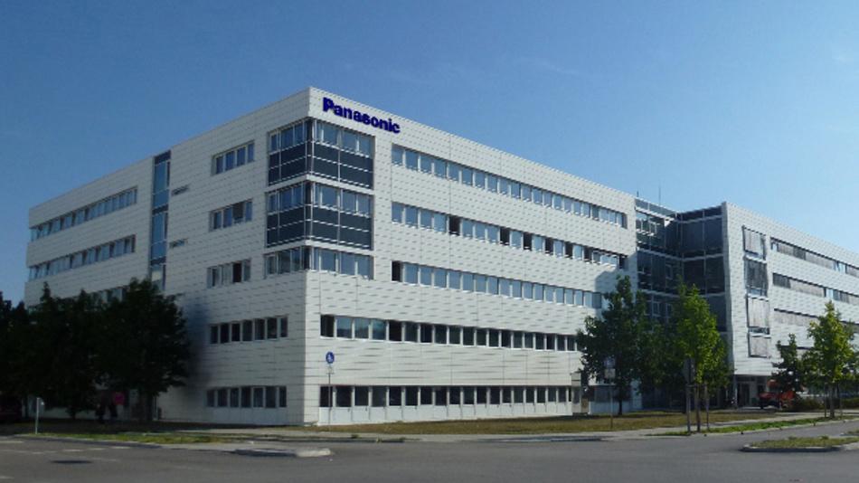 Das neue europäische Headquarter von Panasonics Industriesparte in Ottobrunn bei München