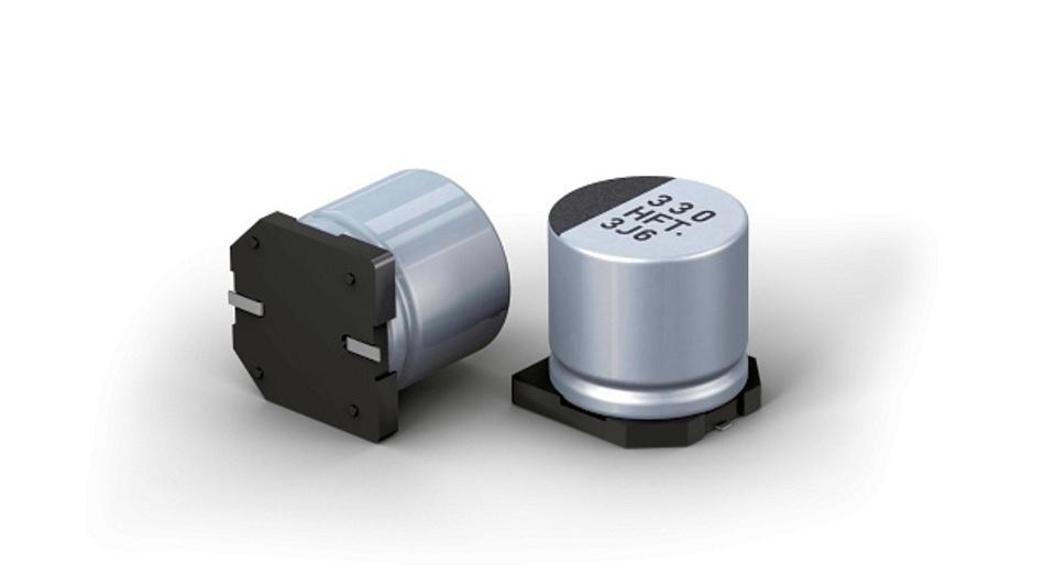Hochtemperaturbeständige Aluminiumelektrolytkondensatoren