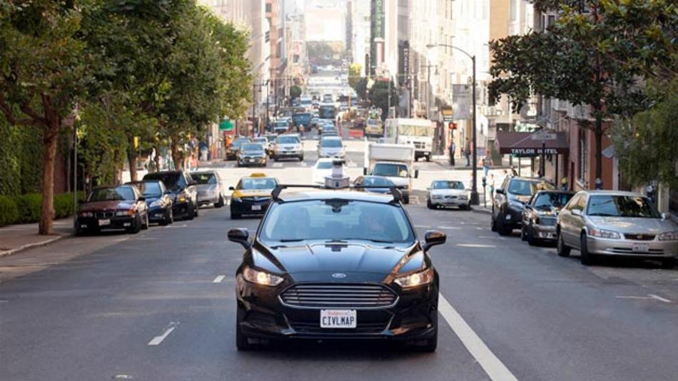 Ford unterstützt ab sofort das Karten-Start-Up Civil Maps.