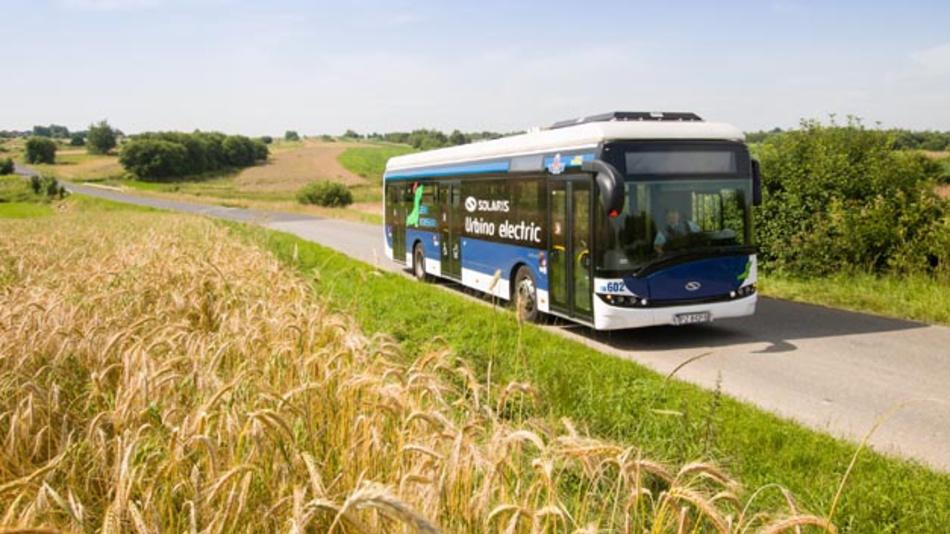 Das Joint Venture zwischen Solaris und JBM soll Elektro- und Hybridbusse im Nachverkehrsbereich in Indien nach vorn bringen.