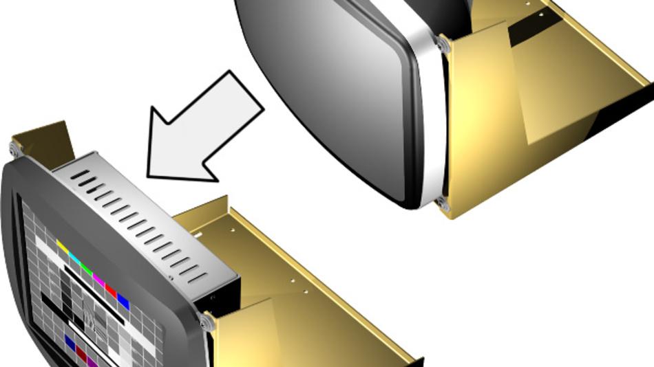 Mit GEPROs Universal-Röhrenersatz-Modul lassen sich Mensch-Maschine-Schnittstellen in bestehenden Steuerungen kostengünstig modernisieren.