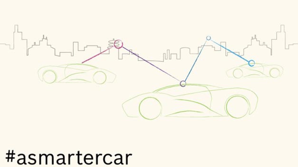 Was denken Kinder über automatisiertes Fahren? Das zeigt zum Beispiel die Bosch-Kampagne #asmartercar.