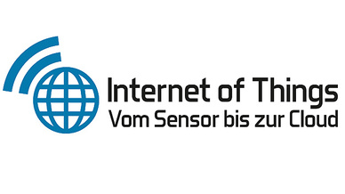 Logo des Kongresses Interent of Things - vom Sensor bis zur Cloud