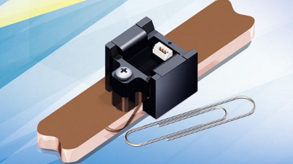 Hall-Sensoren zur Montage auf Stromschienen