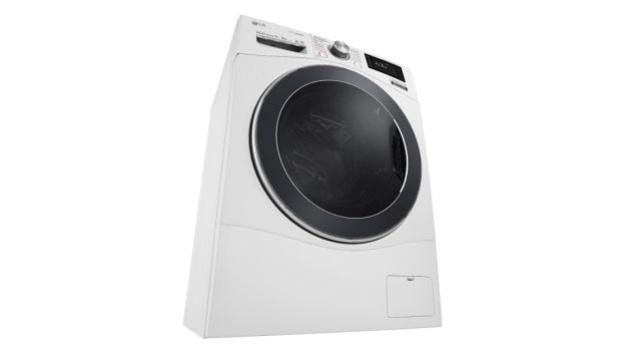 Waschen trocknen lg präsentiert neuen in eco hybrid