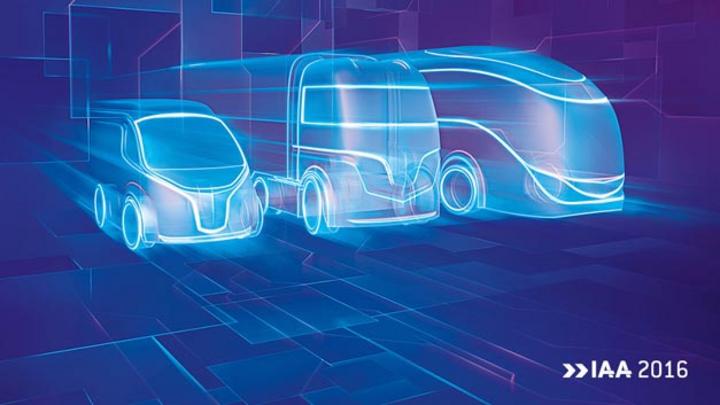 Von einem starken Nutzfahrzeuge-Markt wird auch die diesjährige IAA Nutzfahrzeuge im September profitieren