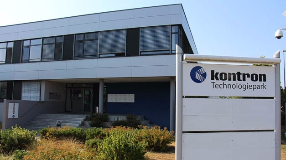 Kontron-Hauptsitz in Augsburg
