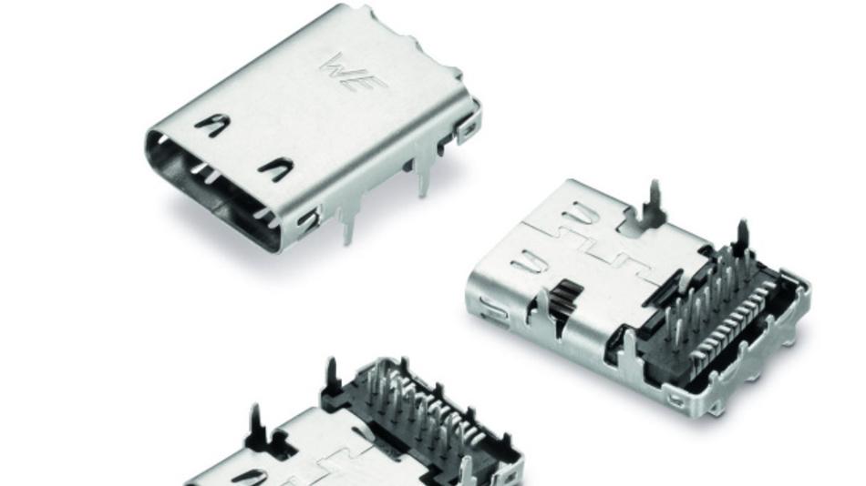 USB3.1-Steckverbinder, Typ C
