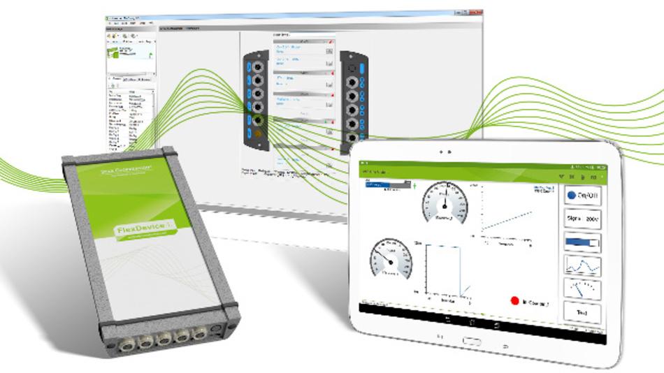 Das Tool FlexConfig RBS gehört zur FlexDevice-Produktfamilie von Star Cooperation.