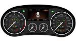 Continental beliefert Borgward mit TFT-Kombiinstrument