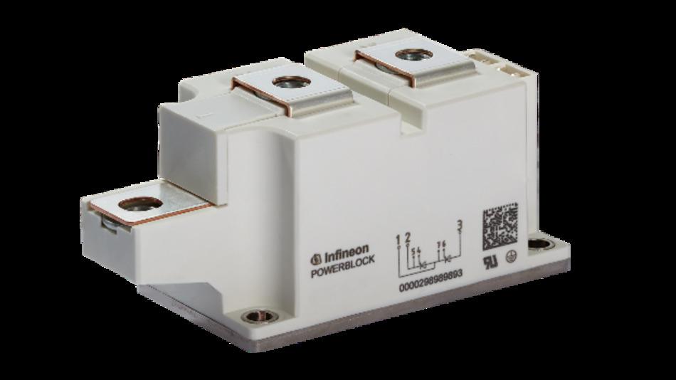 Die 50-mm-Leistungsmodule mit Lötverbindung hat Infineon für anspruchsvolle Anwendungen konzipiert, bei denen auf die Kosten geachtet werden muss.