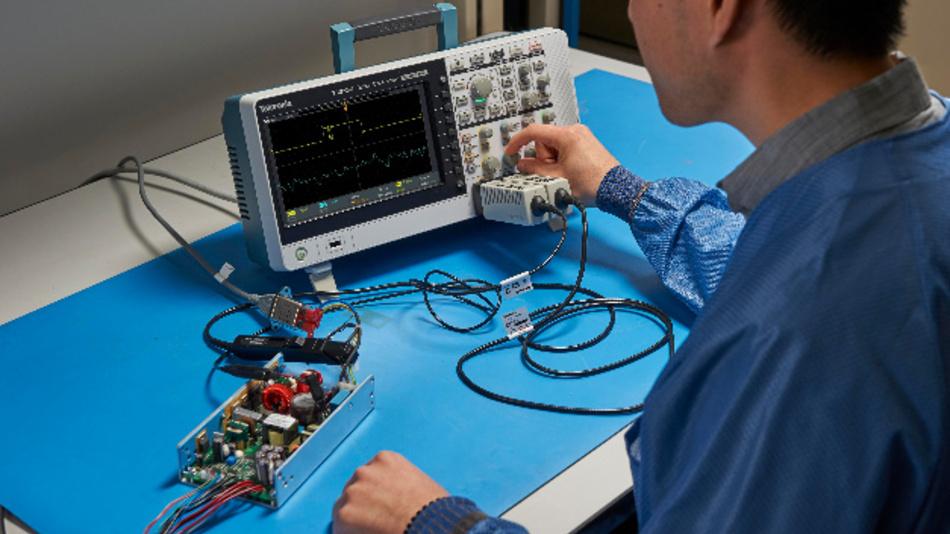 Die Oszilloskope der Tektronix TBS2000-Serie können erstmals in dieser Preisklasse auch mit den Tektronix-VPI-Tastköpfen verwenden werden.