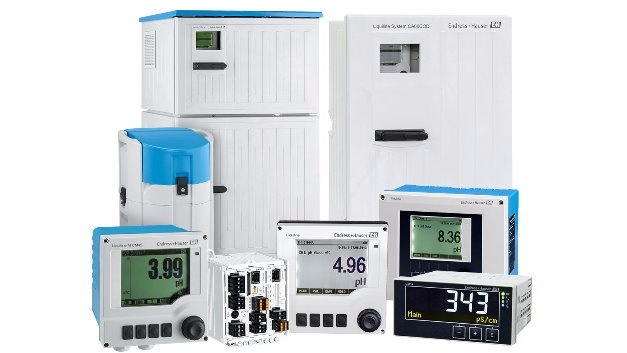 Flüssigkeitsanalyse-Lösungen von Endress+Hauser - jetzt auch ausgezeichnet von Frost & Sullivan