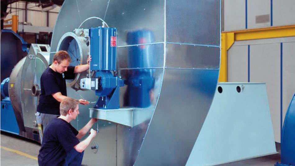 Piller Blowers & Compressors fertigt im niedersächsischen Moringen mit 350 Mitarbeitern  kundenspezifische Industrieventilatoren und Kompressoren.
