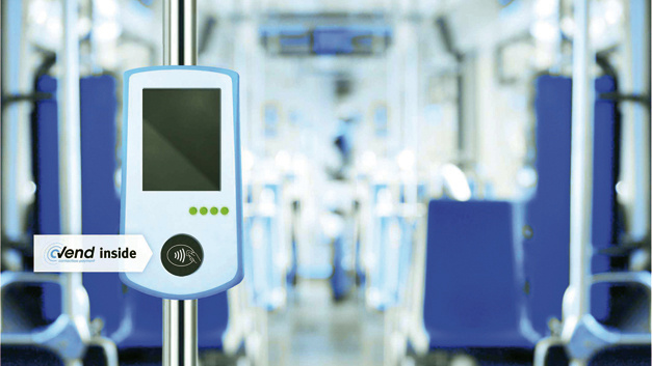 Die cVEND-Module von Feig Electronic  erfassen in Bussen und Bahnen zuverlässig  Ticketdaten.