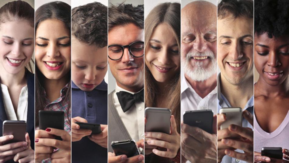 Die Mediennutzung der Menschen verändert sich. Grund dafür ist der Siegeszug des Smartphones.